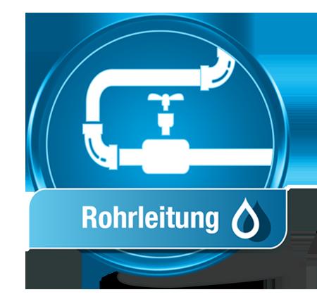 Trinkwasseranalyse Rohrleitung