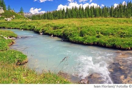 Werra Wasserqualität