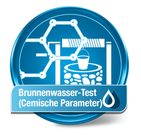 Brunnenwasser-Test Chemisch