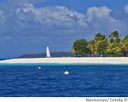 Karibisches Meer Wasserqualität