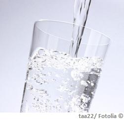 Mineralwasser Wasserqualität