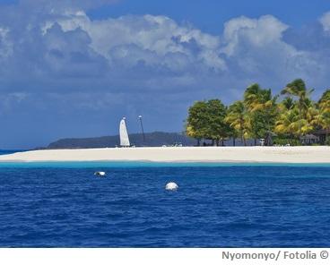 Karibisches Meer Wasserqualitaet