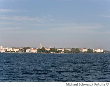 Adriatisches Meer Wasserqualitaet
