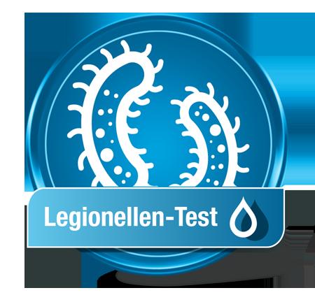 Legionellen-Test