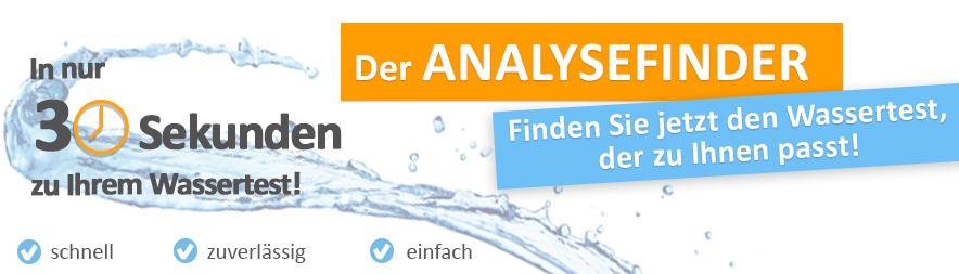 Analysefinder