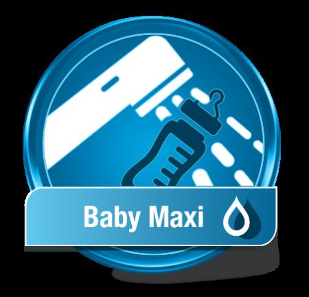 Wasseranalyse Baby Maxi