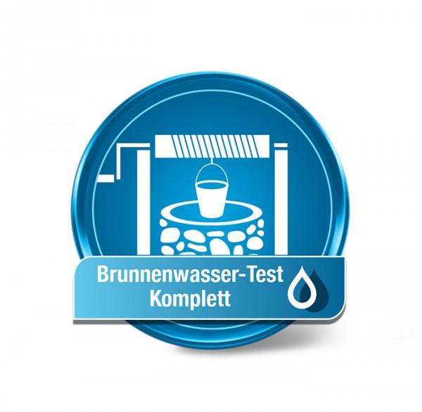 Brunnenwasser-Test Maxi