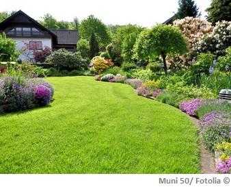 Garten Wasserqualität