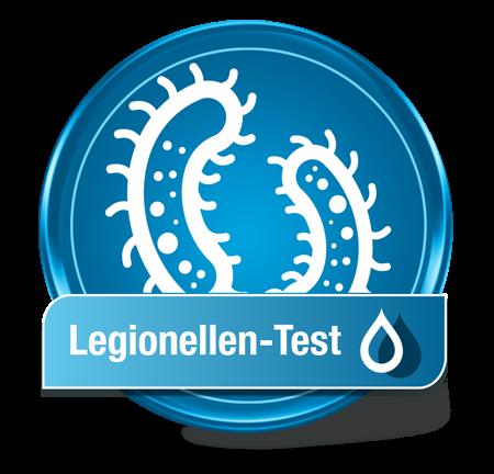Legionellen Wassertest