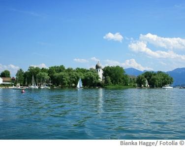 Chiemsee Wasserqualität